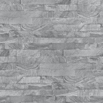 Graham & Brown Superfresco easy new brick grey wallpaper