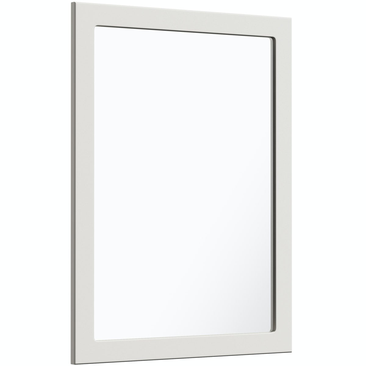 The Bath Co. Dulwich stone ivory mirror 600mm