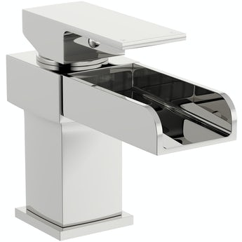 Mode Carter waterfall basin mixer tap