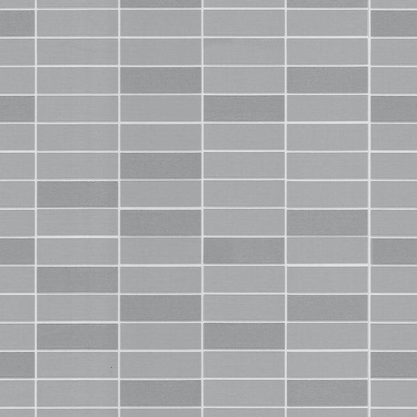 Rimini Tile Grey Shimmer Wallpaper Victoriaplum Com