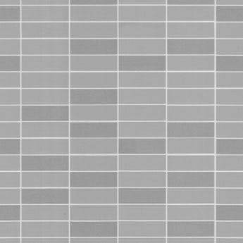Graham & Brown Superfresco easy rimini tile grey shimmer wallpaper