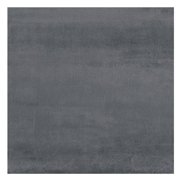 Amadeus blue stone effect matt wall and floor tile 600mm x 600mm