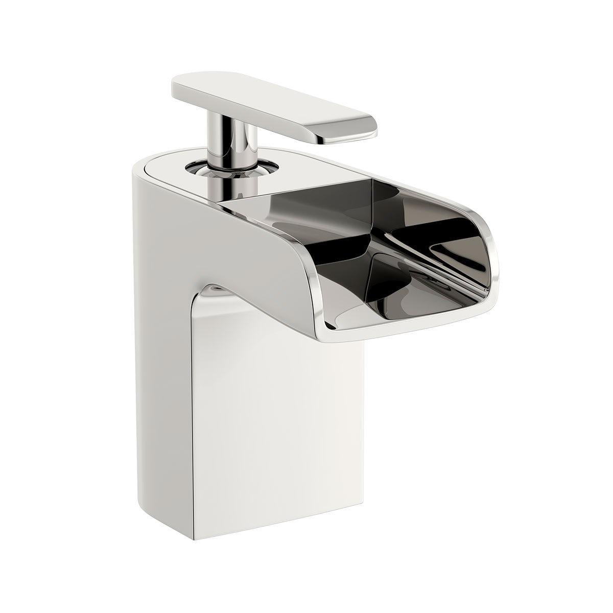 Reinosa Waterfall Basin Mixer