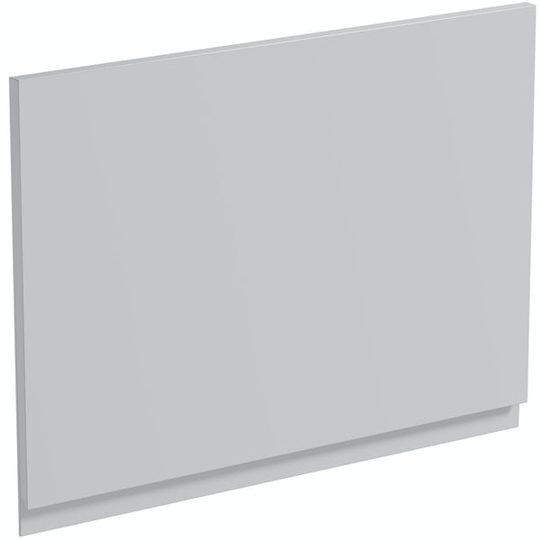 Schon Chicago light grey 600mm integrated extractor door