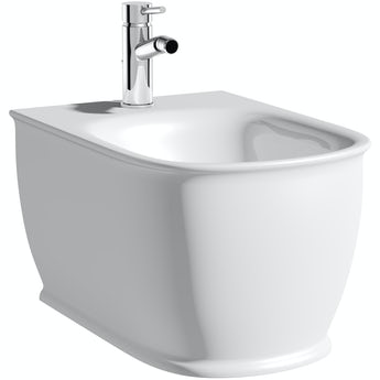 The Bath Co. Beaumont wall hung bidet