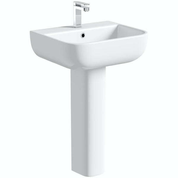 RAK Series 600 and Mode complete freestanding bath suite