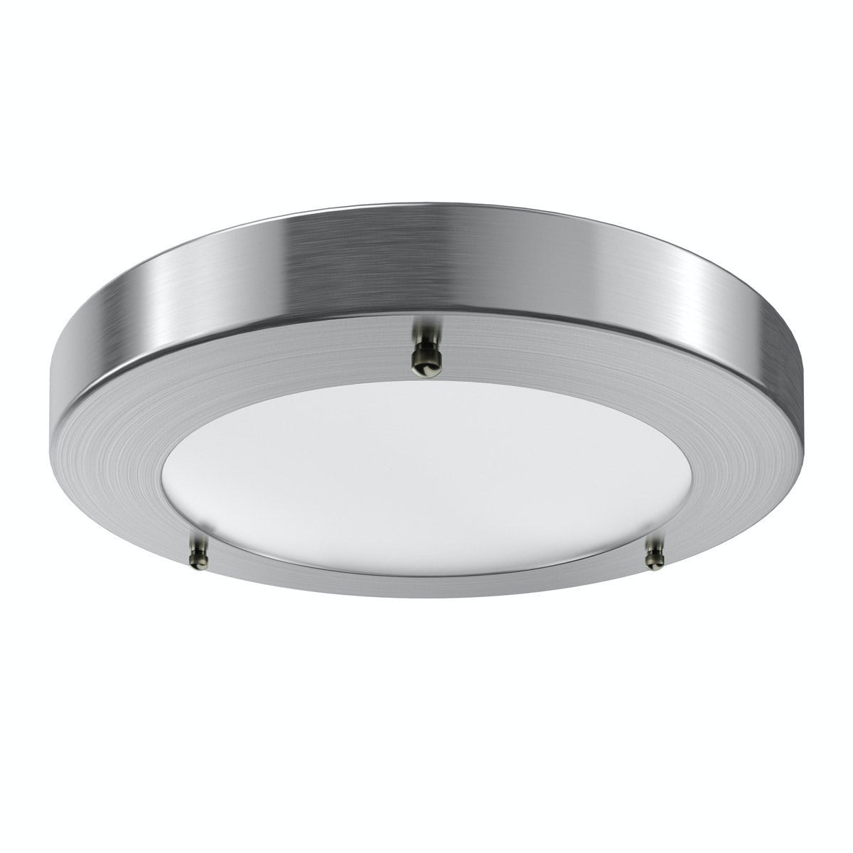 Ceiling Light Offers: Forum Llum Large Round Flush Bathroom Ceiling Light At