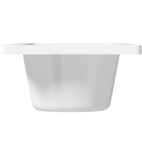 Clarity single ended bath