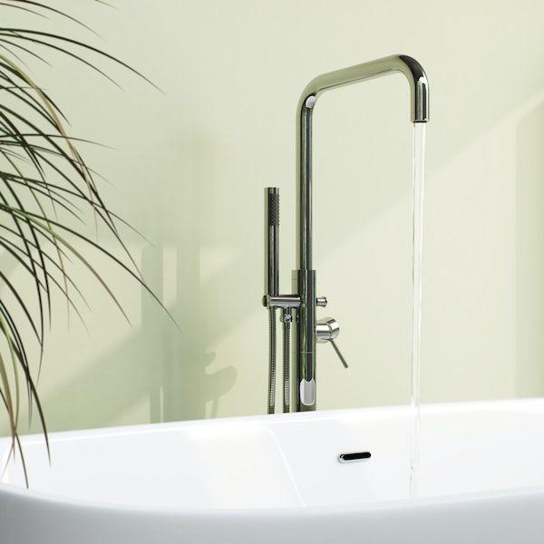 Mode Anderson freestanding bath filler tap