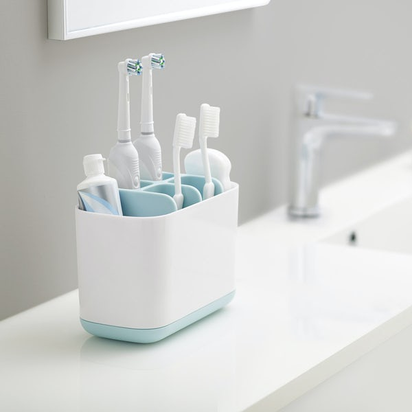 JosephJoseph Easy store large toothbrush holder