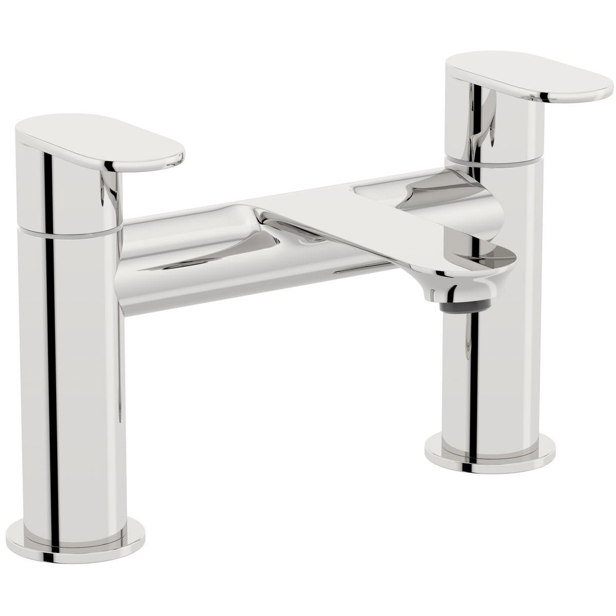 Orchard Wharfe bath mixer tap