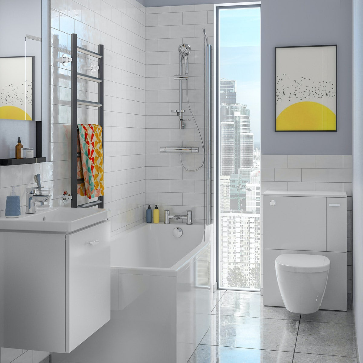 Concept Shower Bath ideal standard concept space white complete right handed shower bath