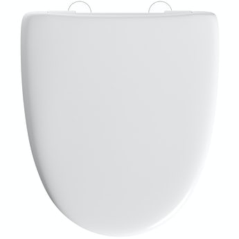 Sorrento thermoset anti scratch soft close toilet seat