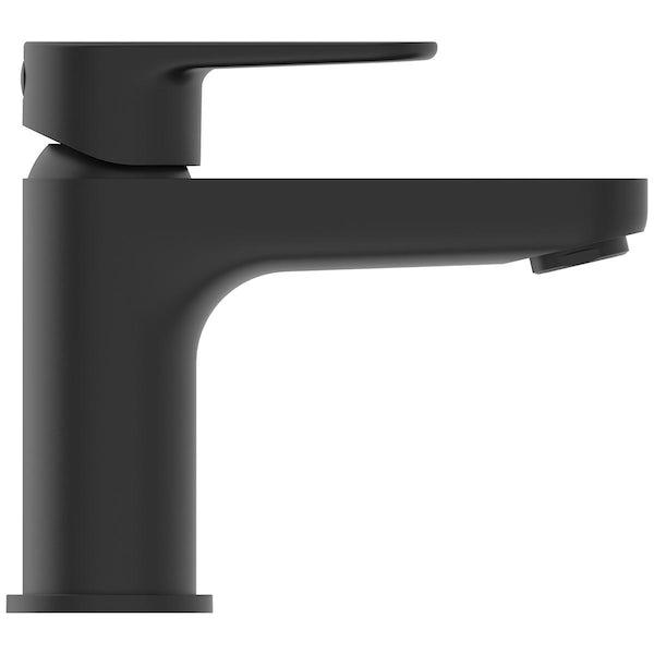 Ideal Standard Cerafine O silk black black cloakroom basin mixer tap