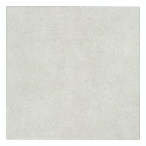 Toledo light grey matt wall and floor tile 200mm x 200mm