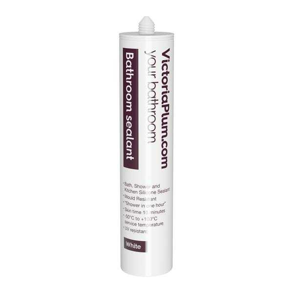Bathroom Sealant White