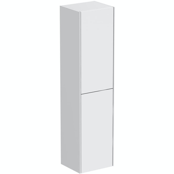 Mode Austin white wall cabinet