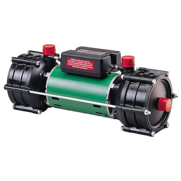 RHP 100 3.3bar Twin Shower Pump