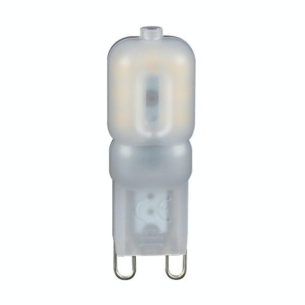 Forum warm white G9 capsule LED 3W bulb