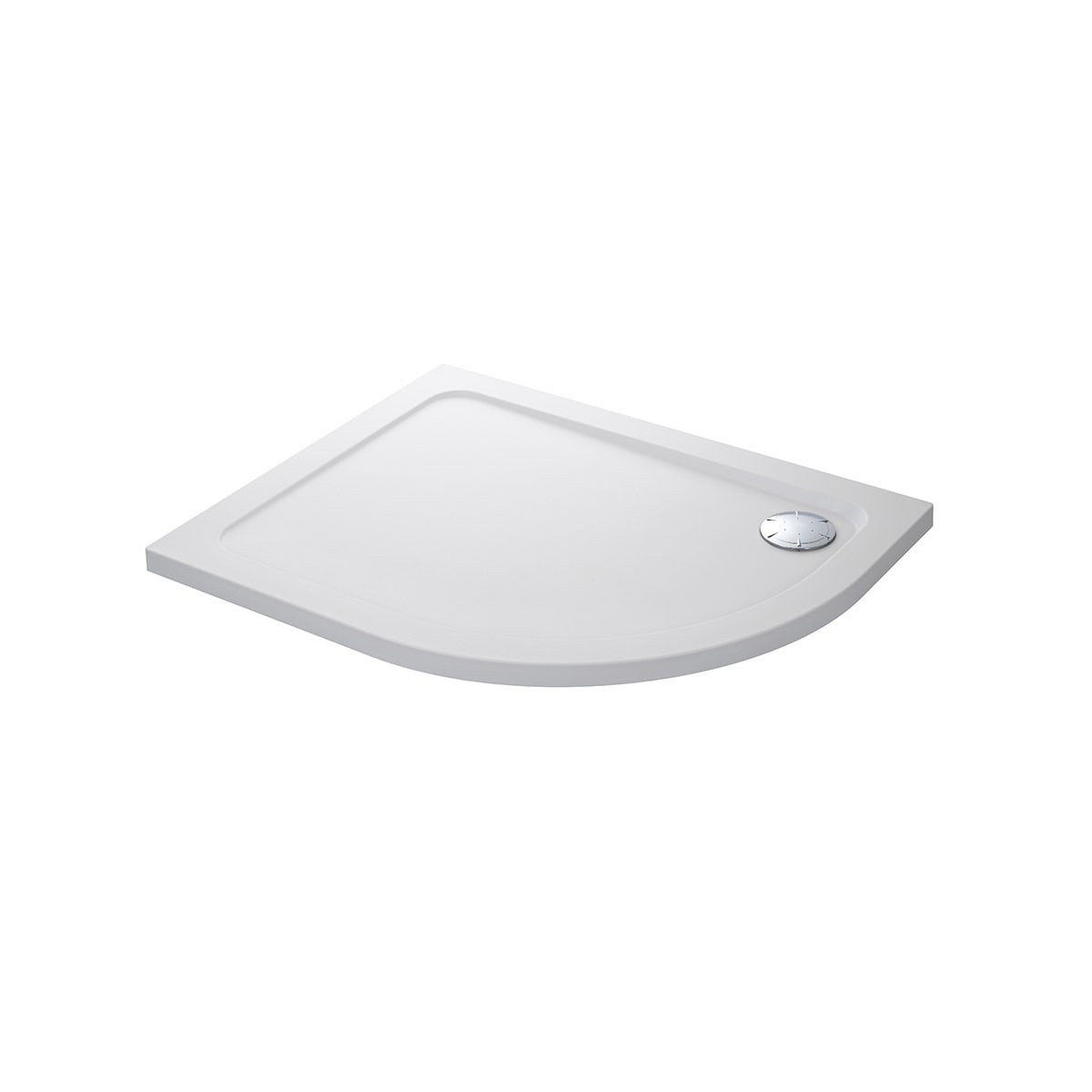 Mira Flight Safe Low Level Antislip Lh Quadrant Shower