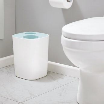 Joseph Joseph Split bathroom waste separation bin