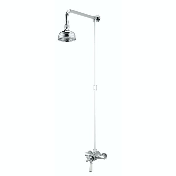 Bristan Regency 2 exposed riser rail shower system