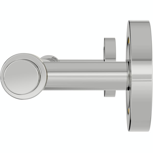 Accents premium traditional single towel bar 450mm