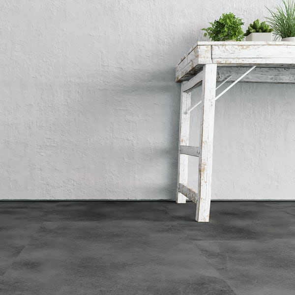 Faus Azabache moisture resistant click flooring 8mm