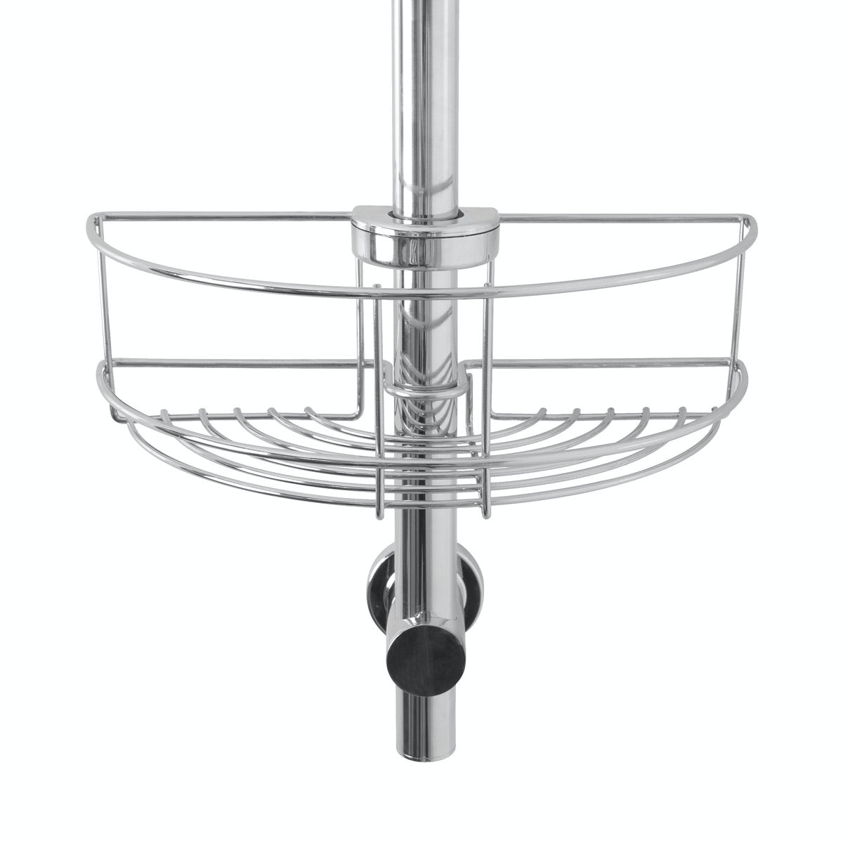 Croydex Easy Fit Shower Riser Rail Basket Victoriaplum Com
