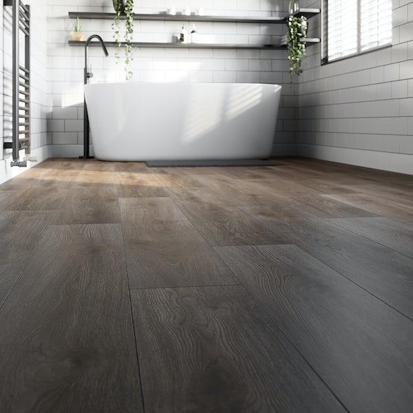 Kronostep Eclipse oak SPC flooring