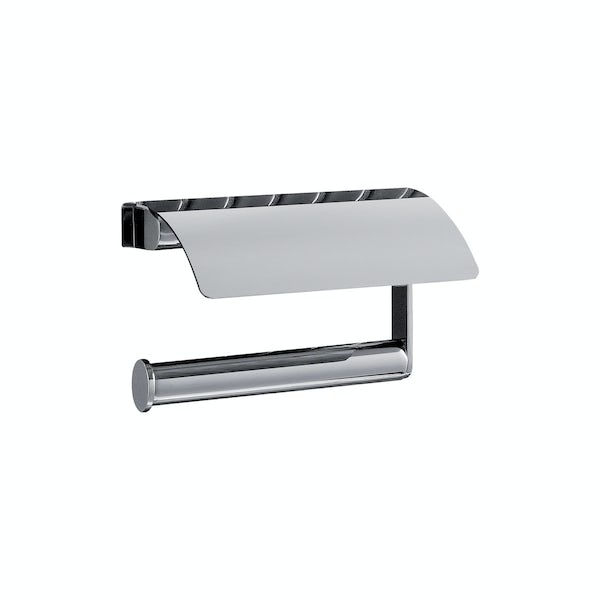 Ideal Standard Concept toilet roll holder with cover