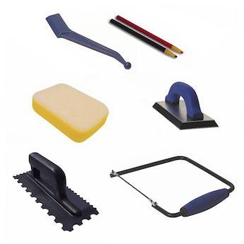 Vitrex floor tiling tool kit