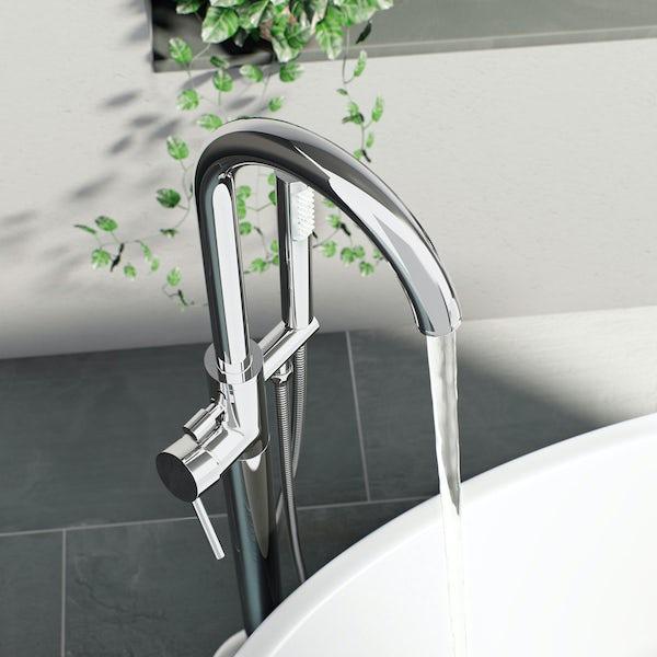 Orchard Eden freestanding bath filler tap