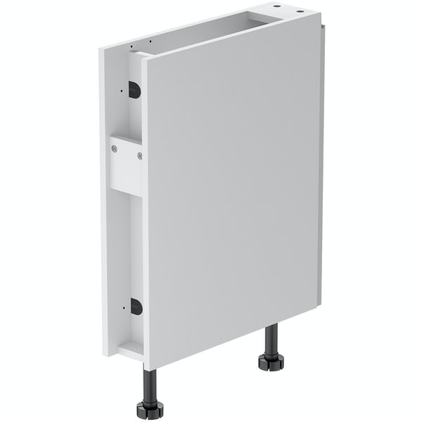 Schon Chicago light grey 150mm pull out base unit