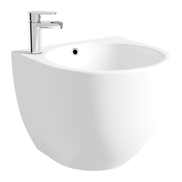 Geneva wall hung basin