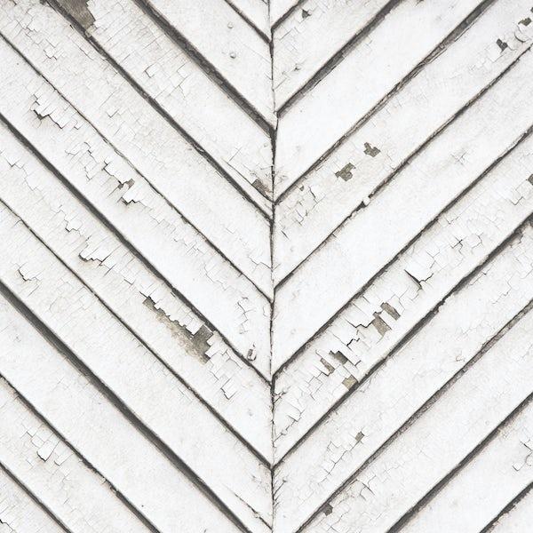 Graham & Brown Superfresco easy parquet white wallpaper