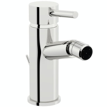 Orchard Eden bidet mixer tap with pop up waste