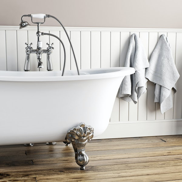 The Bath Co. Camberley bath shower mixer tap