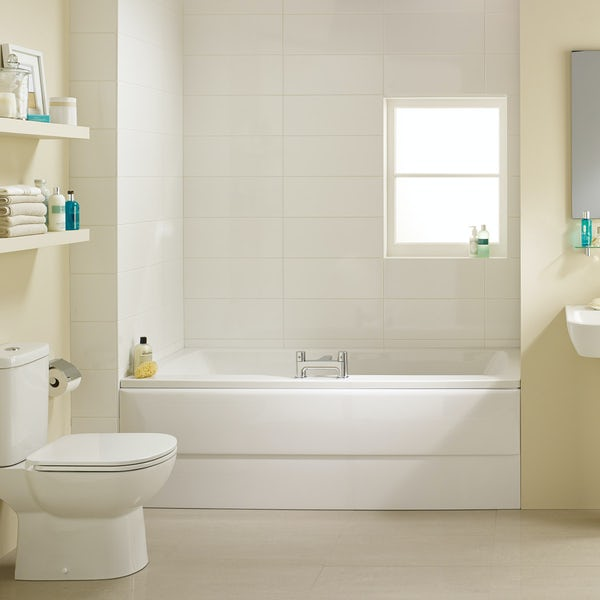 Ideal Standard Tempo double ended bath 1700 x 750