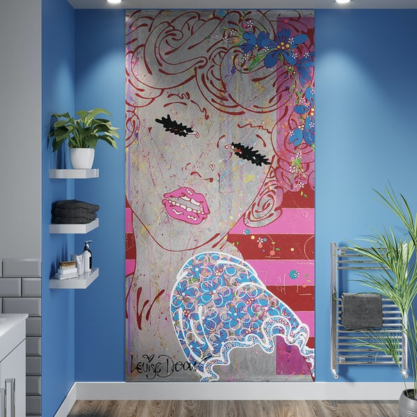 Louise Dear Brighton Belle freestanding bath suite 1500 x 700mm