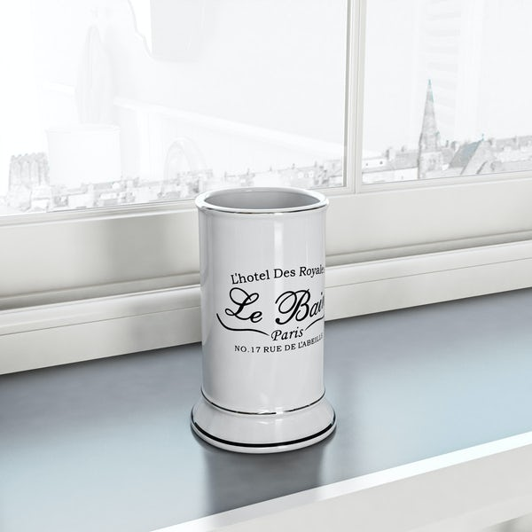 The Bath Co. Le bain tumbler