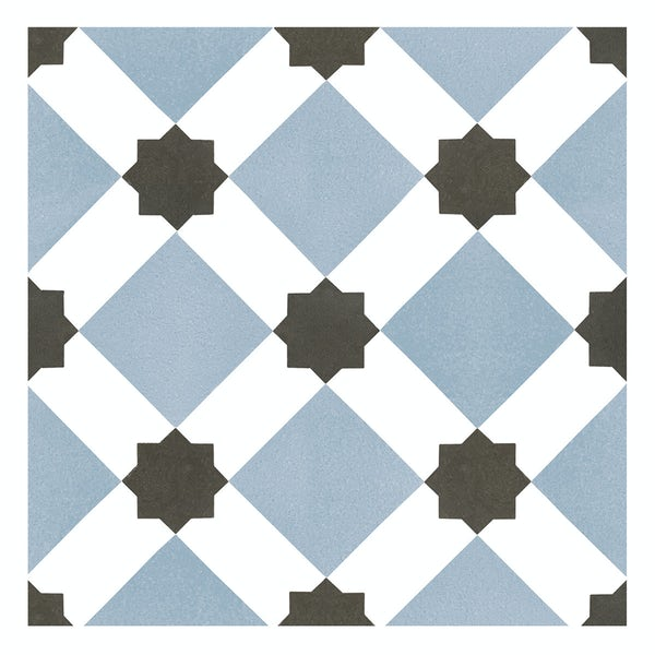Seville Melia traditional matt wall and floor tile 450mm x 450mm