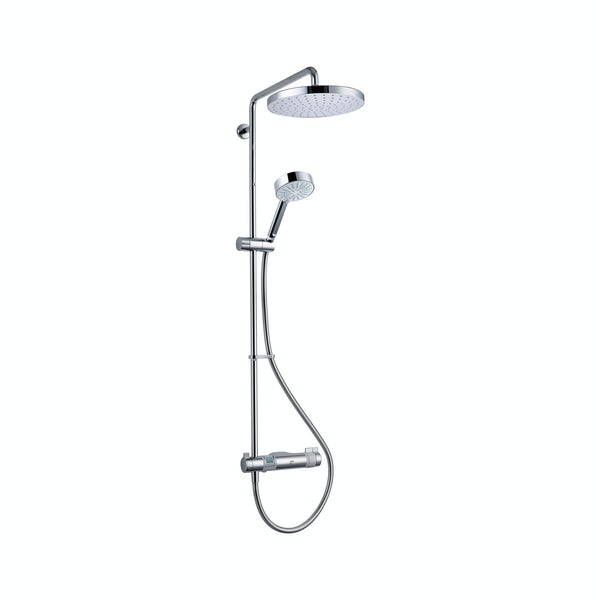 Mira Agile Sense ERD+ thermostatic mixer shower