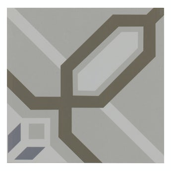 Valencia Ana traditional matt wall and floor tile 200mm x 200mm