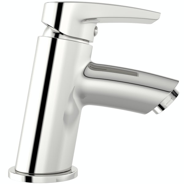 Bristan Orta basin mixer tap with waste