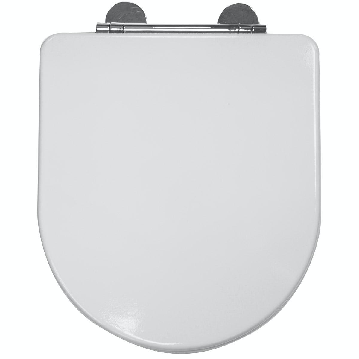 Croydex Eyre Flexi Fix Toilet Seat Victoriaplum Com