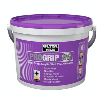 Ultra Tile Pro Grip ready mixed wall tile adhesive 10 litre