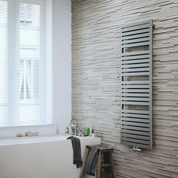 Terma Salisbury sparkling gravel designer towel rail
