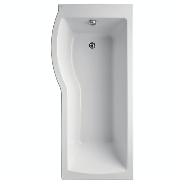 Ideal Standard Tempo Arc left handed shower bath 1700 x 800