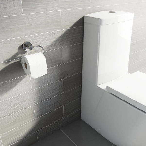 Lunar Toilet Roll Holder